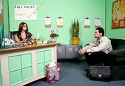 Rachel Roxxx & Charles Dera in Naughty Office