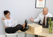 Renee Richards & Christian in Naughty Office