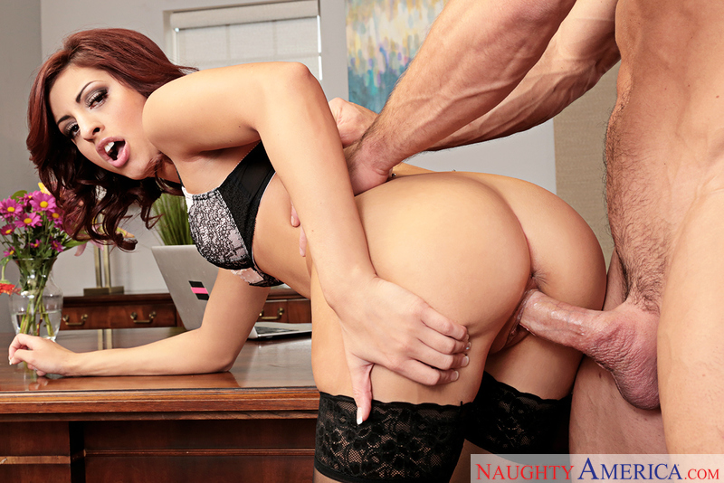 Shavelle Love - Naughty Office - Naughty America