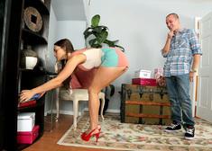Teal Conrad & Jessy Jones  in Naughty Office - Centerfold