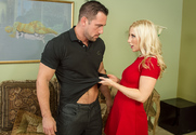 Ashley Fires & Johnny Castle in Naughty Rich Girls - Sex Position 1