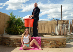 Jillian Janson & Johnny Sins in Naughty Rich Girls - Centerfold