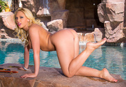 Kagney Linn Karter & Tyler Nixon in Naughty Rich Girls - Sex Position 1