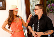 Teal Conrad & Mr. Pete in Naughty Rich Girls