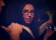 Casey Calvert & Chad White in The Passenger