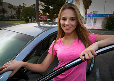 Jillian Janson & Chad White in The Passenger