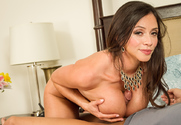Ariella Ferrera & Xander Corvus in Seduced by a Cougar - Sex Position 1