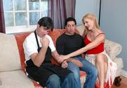 Darryl Hanah & Marcos Leon & Nic in Seduced By A Cougar