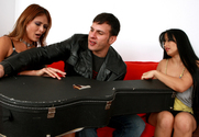 Monique Fuentes & Mason Storm & Anthony Rosano in Seduced By A Cougar