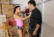 Vanilla DeVille & Anthony Rosano in Seduced By A Cougar story pic