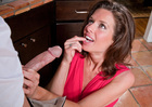 Veronica Avluv - Blowjob