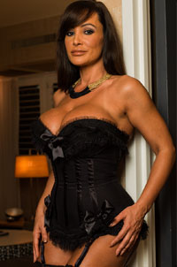 Watch sexy milf, Lisa Ann, in an escort scene