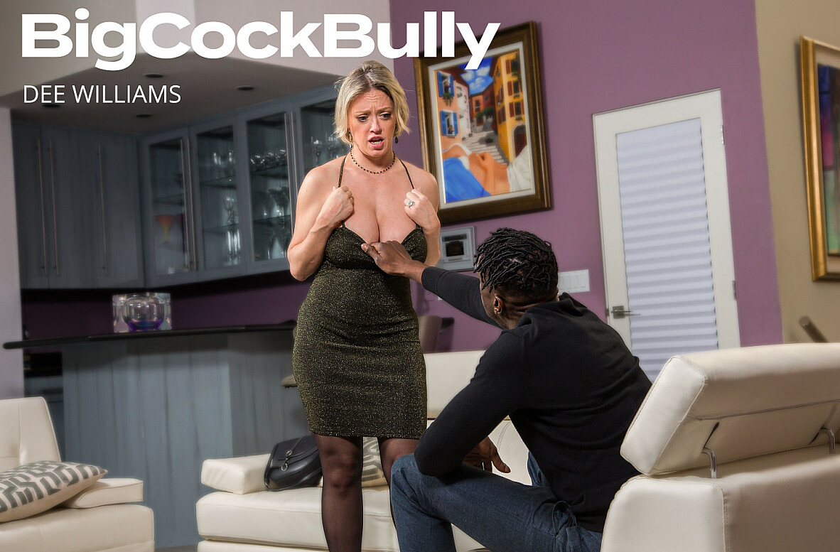 Watch Dee Williams and Jason Brown 4K video in Big Cock Bully