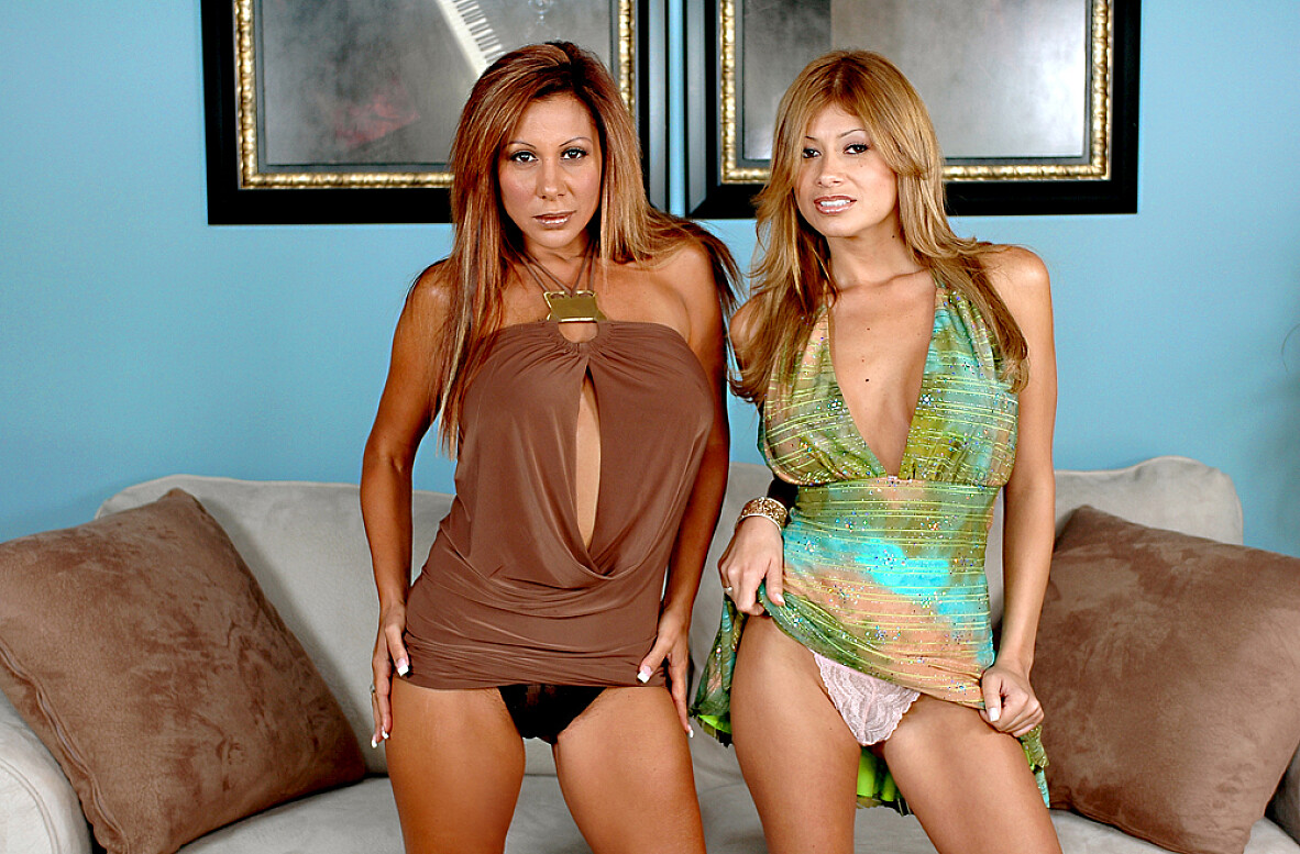Watch Demi Delia and Lisa Daniels video in Diary of a Milf