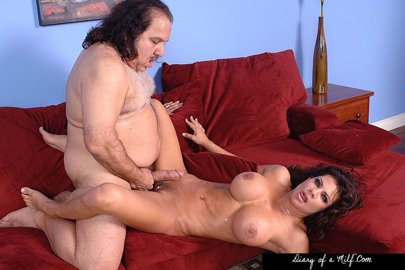 Ron jeremy desnudo
