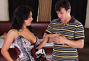Sienna West & Anthony Rosano in Latin Adultery