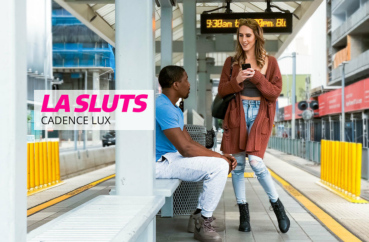 Watch Cadence Lux and Isiah Maxwell 4K video in LA Sluts