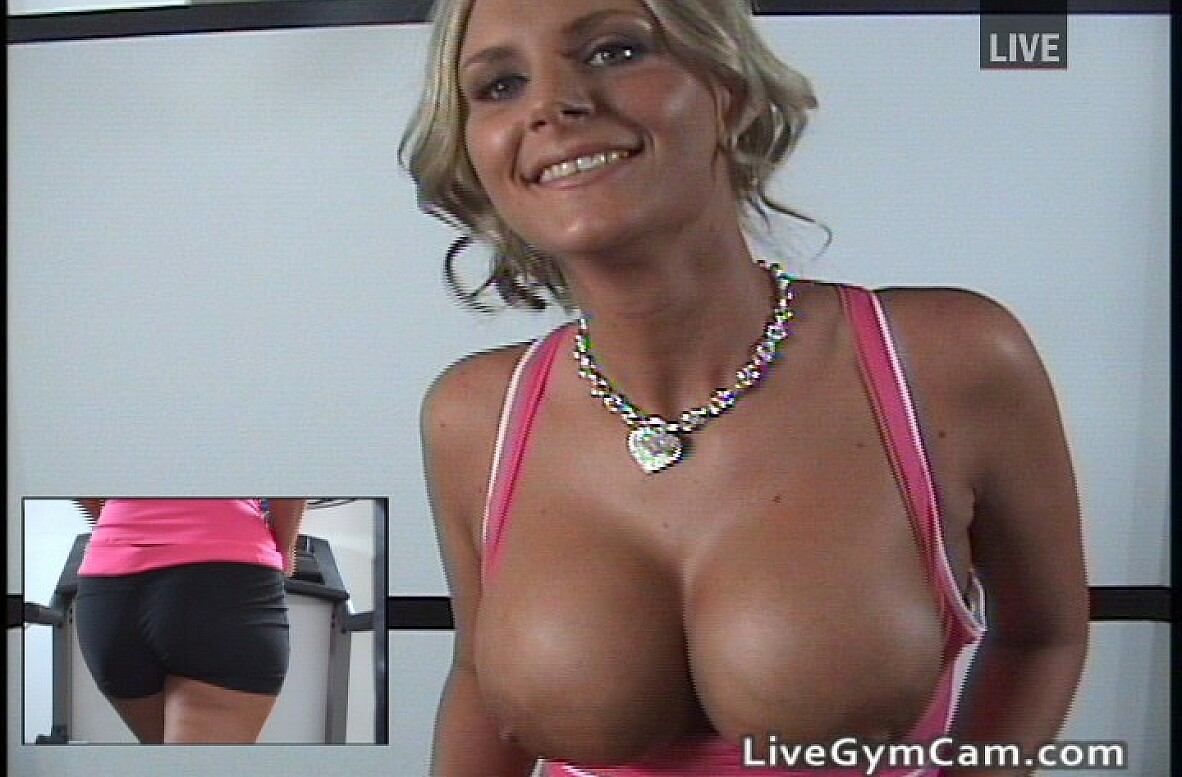 Watch Phoenix Marie video in Live Gym Cam
