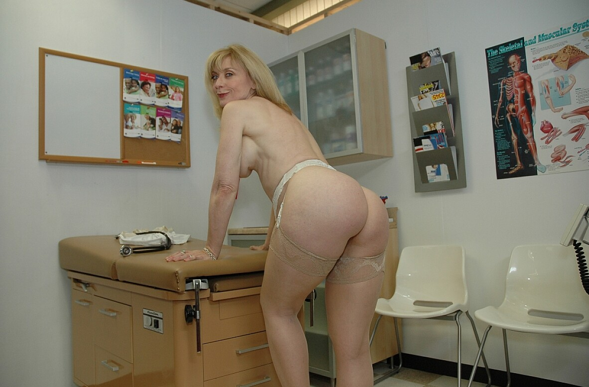 Watch Nina Hartley video in Live Naughty Nurse