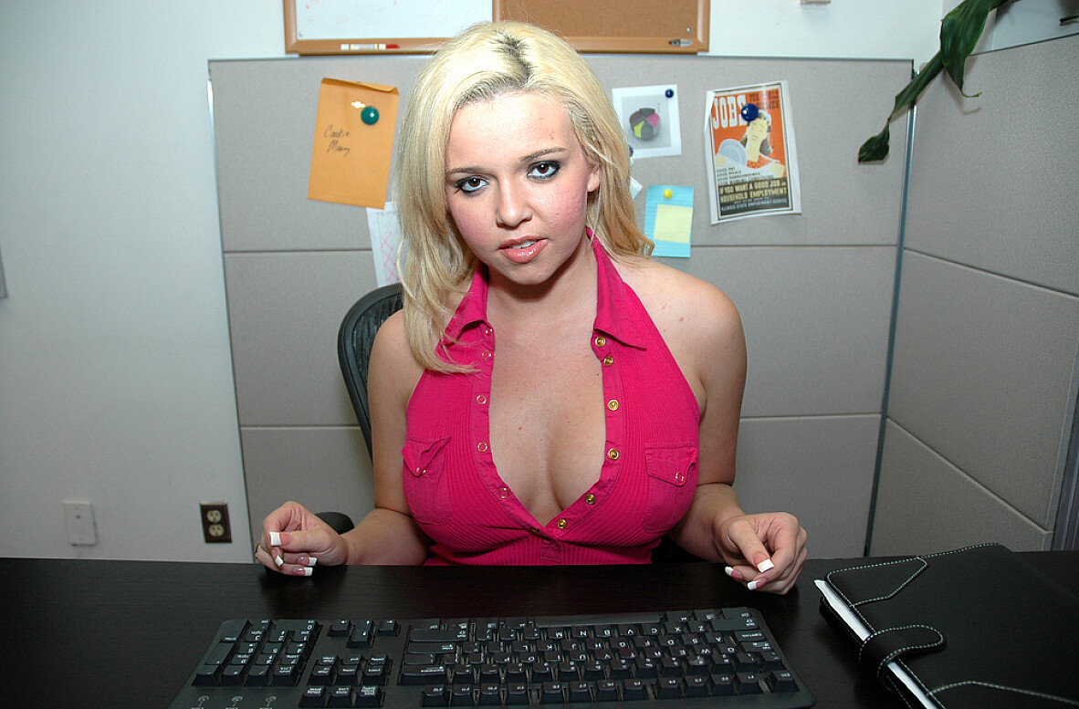 Watch Emma Heart video in Live Naughty Secretary