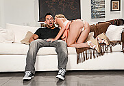 Brett Rossi & Johnny Castle in My Dad's Hot Girlfriend