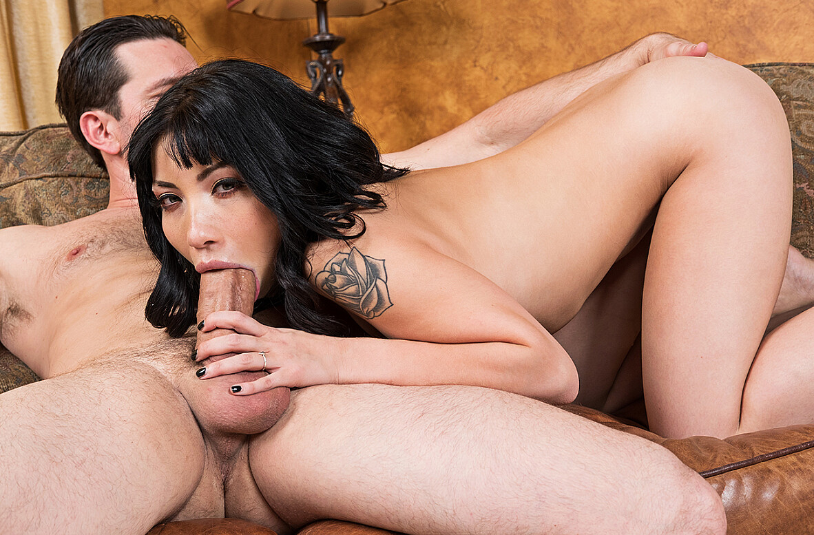 Watch Rina Ellis and Preston Parker 4K video in My Friend's Hot Girl
