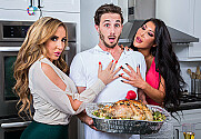 August Taylor & Richelle Ryan & Lucas Frost in My Friend's Hot Mom