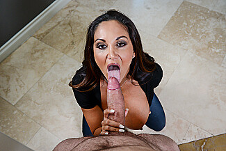 MILF Ava Addams fucking in the with her tattoos vr porn - Sex Position 2