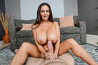 MILF Ava Addams fucking in the with her tattoos vr porn - Sex Position 4