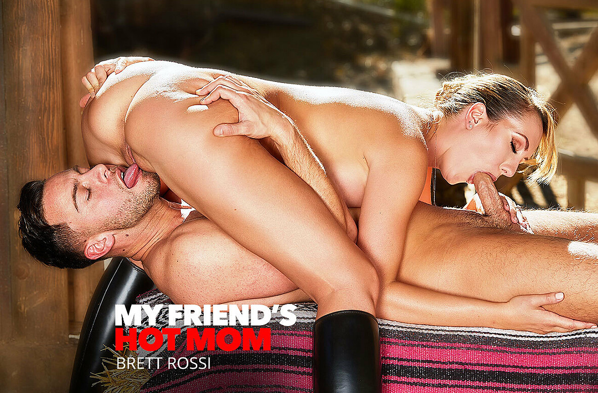 Watch Brett Rossi and Seth Gamble 4K video in My Friend's Hot Mom