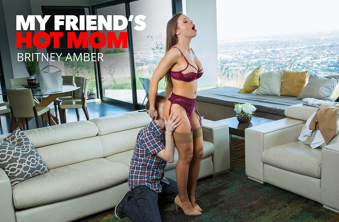 Watch Britney Amber and Alex Jett 4K video in My Friend's Hot Mom