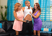 Janet Mason & Tara Holiday & Xander Corvus in My Friend's Hot Mom