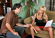 Milan & Alan Stafford in My Friend's Hot Mom