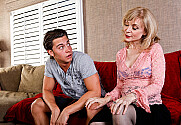 Nina Hartley & Seth Gamble in My Friend's Hot Mom