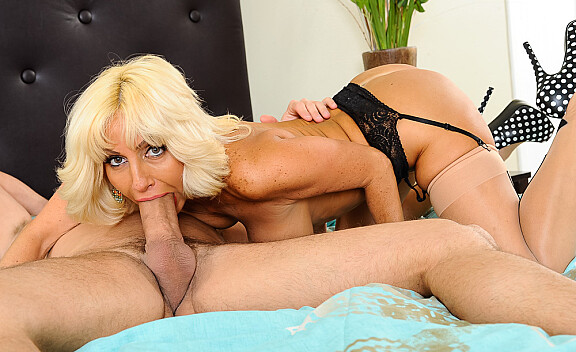 Tara Holiday fucking in the bedroom with her medium ass - Sex Position #5
