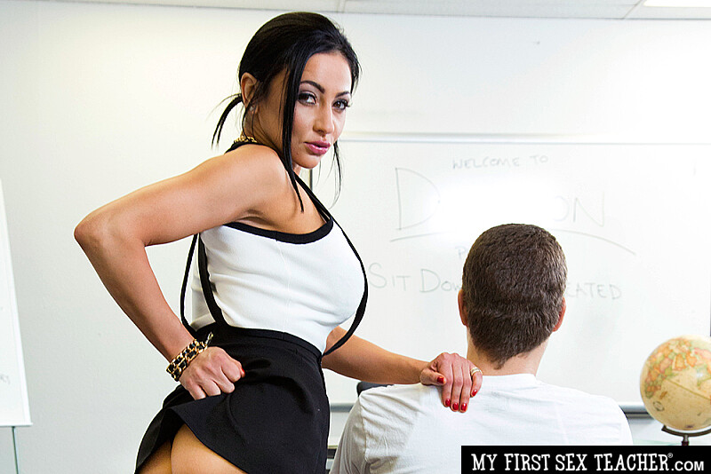 Seems teacher audrey bitoni sex words