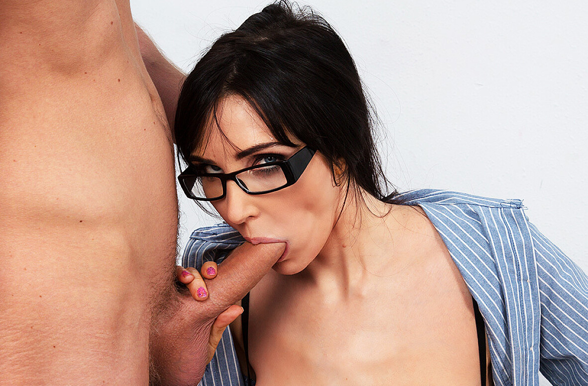 Watch Diana Prince and Danny Wylde video in My First Sex Teacher