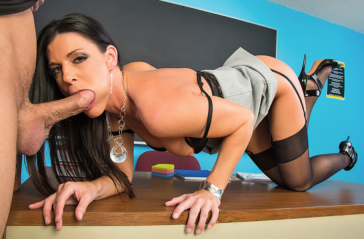 Watch India Summer and Bill Bailey 4K video in My First Sex Teacher