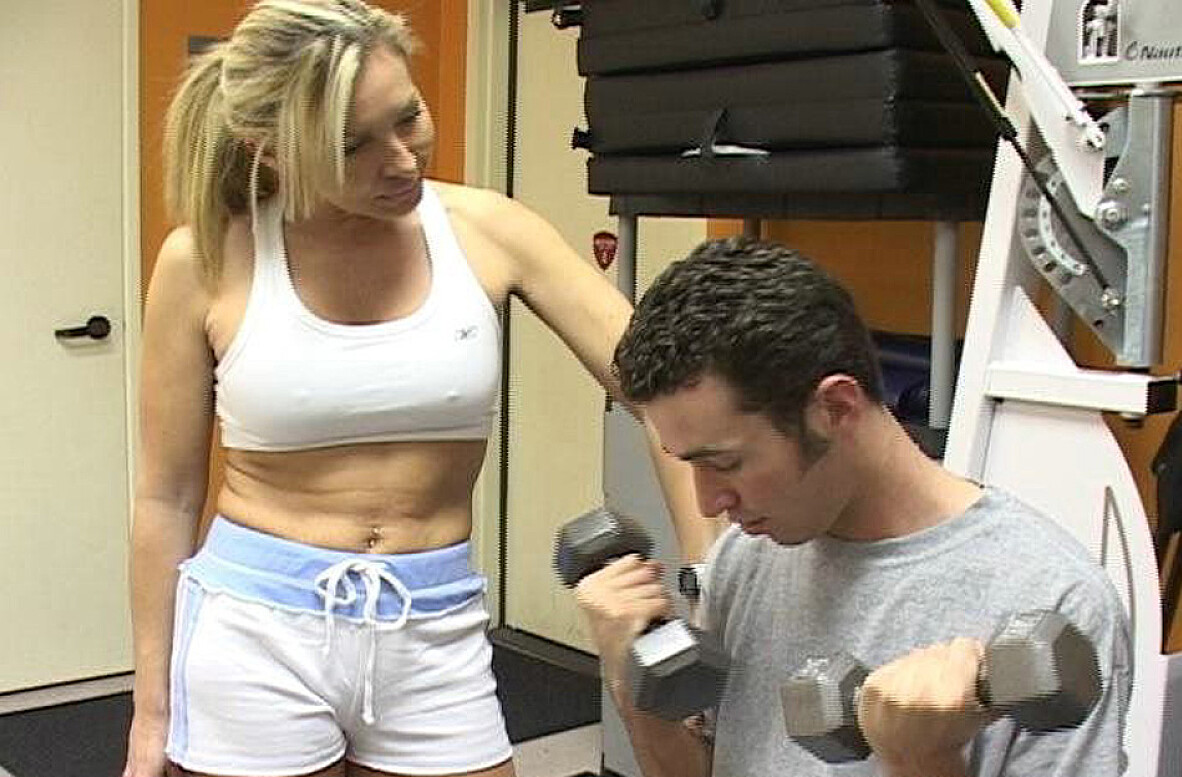 Watch Lisa DeMarco and James Deen video in My First Sex Teacher