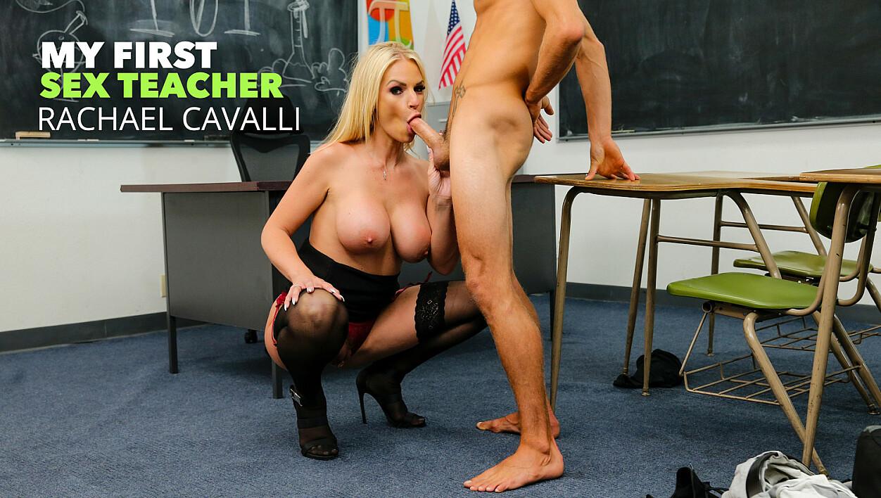 Rachael Cavalli Kristen Conner fucks student
