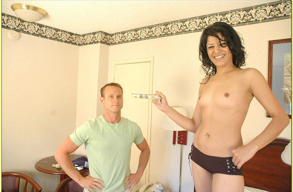 Watch Maria Ray, Matt Bixel and Slim video in My Naughty Latin Maid
