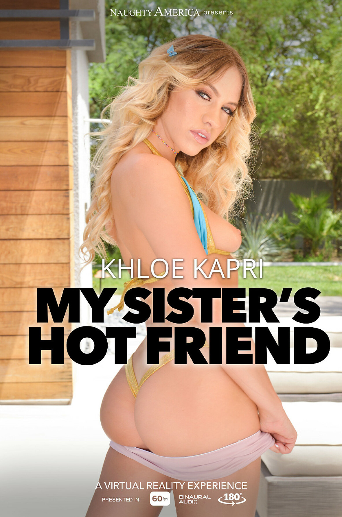 Watch Khloe Kapri VR video in My Sister's Hot Friend