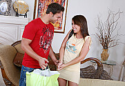 Penny Flame & Rocco Reed in My Sister's Hot Friend