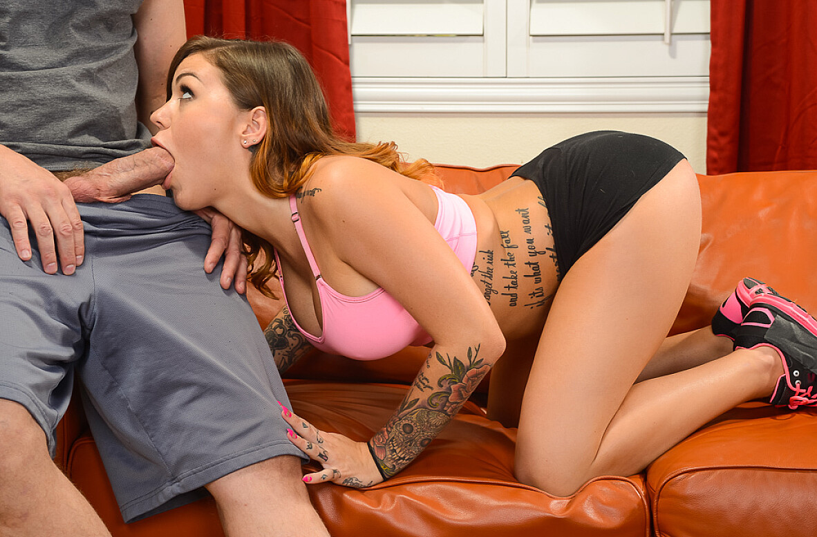Watch Karmen Karma and Mark Ashley 4K video in My Wife's Hot Friend