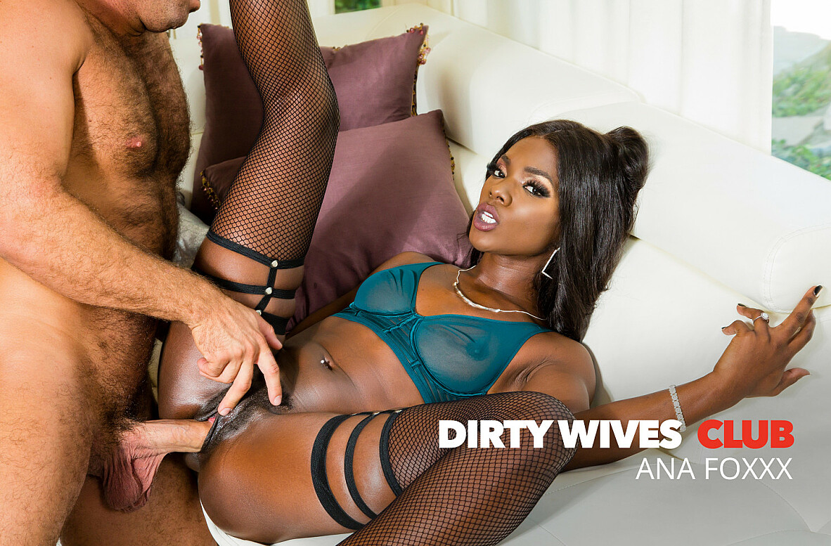 Watch Ana Foxxx and Chad White 4K video in Dirty Wives Club