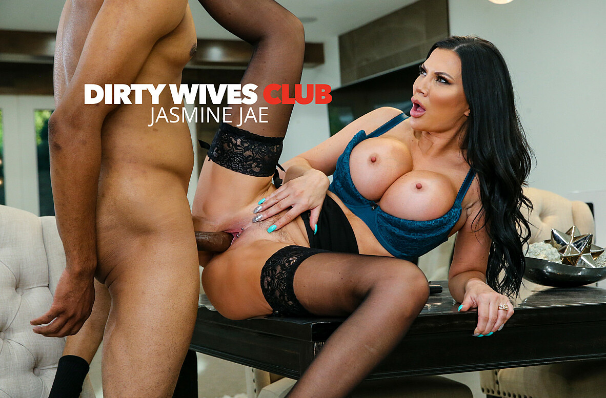 Watch Jasmine Jae and Scotty P 4K video in Dirty Wives Club