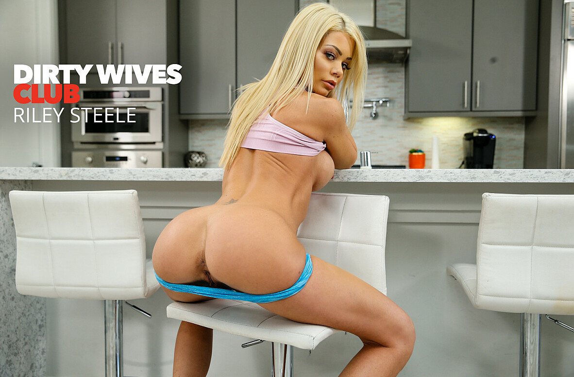 Watch Riley Steele and Van Wylde video in Dirty Wives Club