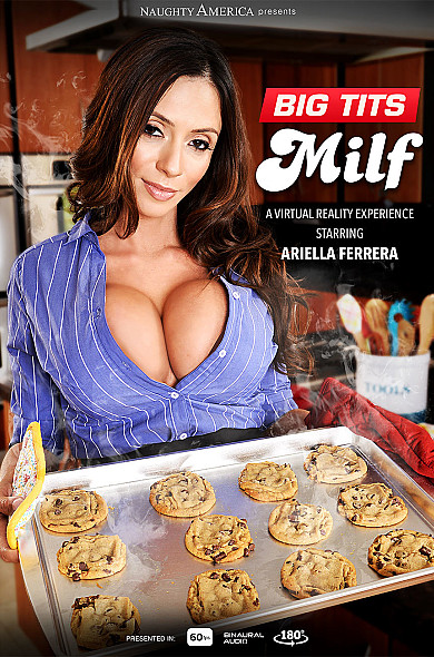 Watch Ariella Ferrera enjoy some Ball licking and Big Dick!
