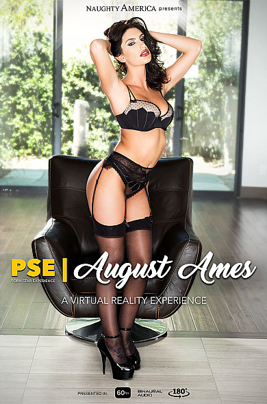 Watch August Ames enjoy some 69 and American!