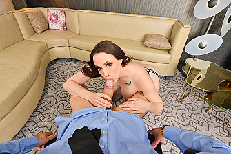 Chanel Preston fucking in the hotel with her tattoos vr porn - Sex Position 2